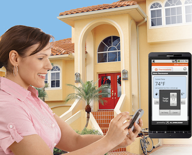 Monitor Your Smart Home While Away